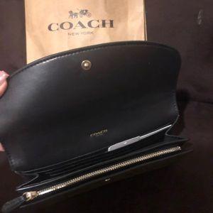 Coach women wallet